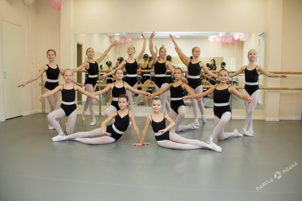 ОТКРЫТИЕ!!! Детской Академии Танца «ODESSA»